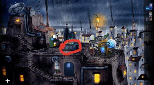 雨城第二章楼顶通关方法图文详细介绍