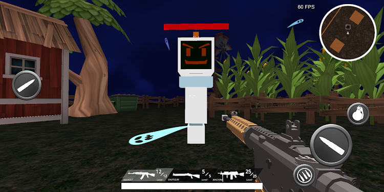 幽灵波公猎人3D开发一个小app