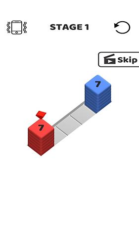 堆叠立方体