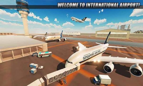 城市机场模拟器