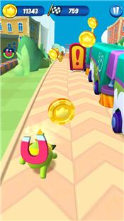 奥姆奔跑去广告版app简单开发