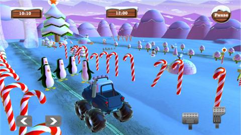 雪人怪兽车app开发人员