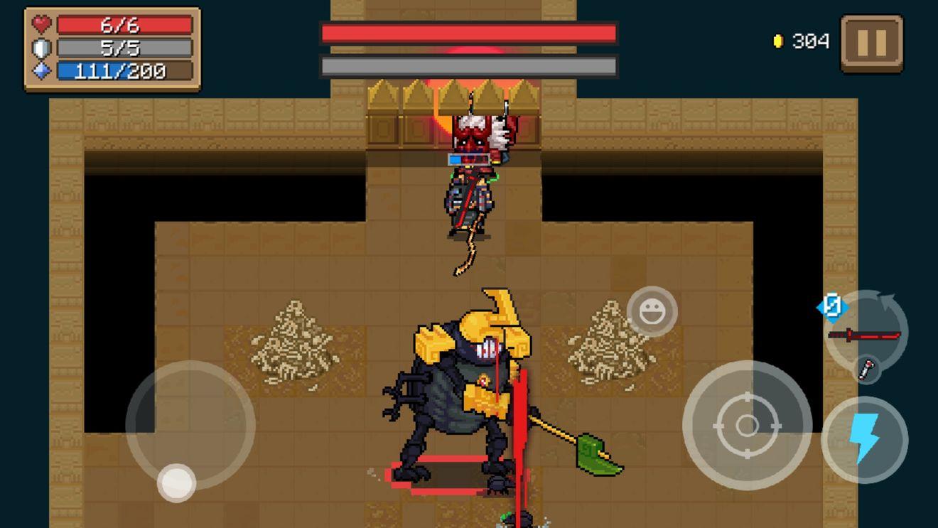 元气骑士守墓甲虫王怎么打隐藏boss守墓甲虫王打法攻略
