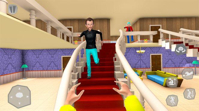 可怕的强盗3D家庭冲突安卓系统app开发