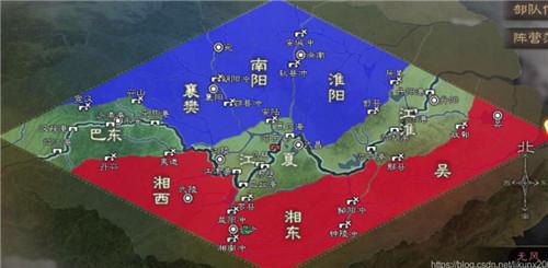 三国志战略版S7赤壁之战地图水战攻略