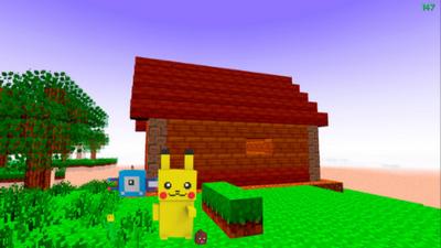 沙盒世界宝可梦app开发准备