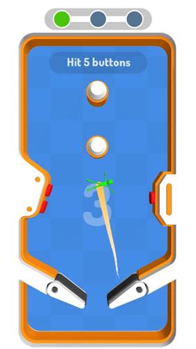 火柴人弹球人工智能app开发