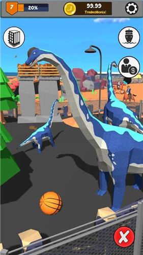 侏罗纪动物园傻瓜式app开发软件