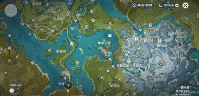 原神海灯节玲珑宵灯图三个宝藏位置一览
