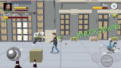 街头超级格斗制作app软件要多少钱