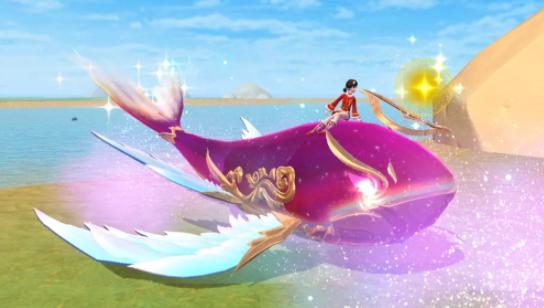 创造与魔法仙游浮鲲怎么获得