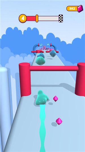 果冻人快跑3D开发app要多少钱