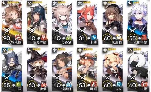 明日方舟WR-EX-8突袭低配详细打法攻略