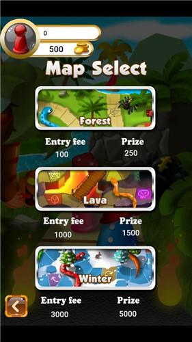 冒险的蛇app开发制作公司