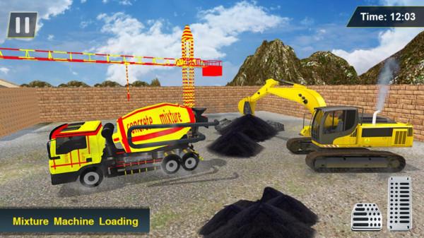 工程桥梁模拟器
