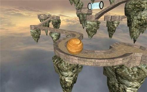 3D平衡球游戏