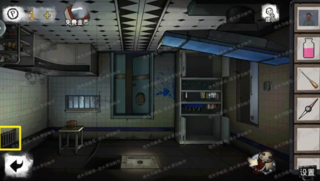 密室逃脱绝境系列9无人医院童薇线索收集图文攻略