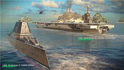 现代战舰联机版