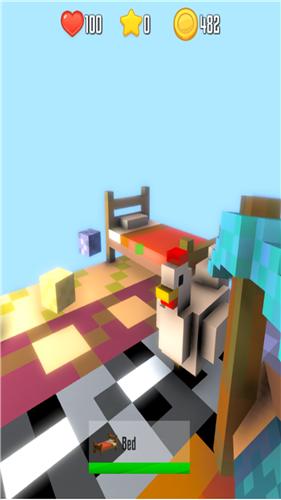 方块空岛游戏