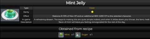 原神1.4新增料理配方及效果一览