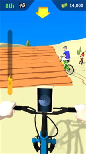 山地障碍自行车北京开发app