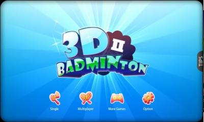 3D羽毛球2