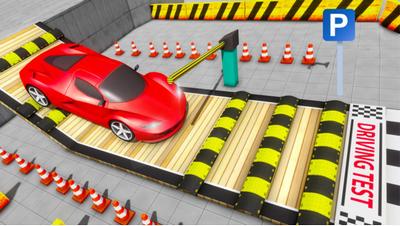 3D停车场2