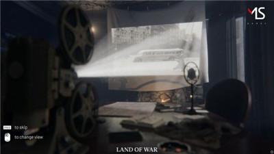 战争之地开端