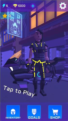 科幻英雄游戏