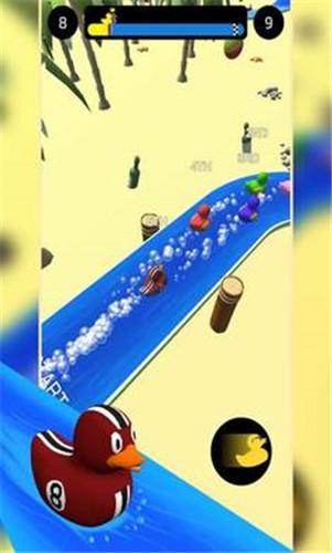 水道鸭赛游戏