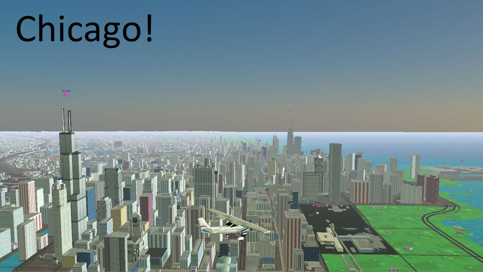"D地球飞行模拟器app后台开发"""