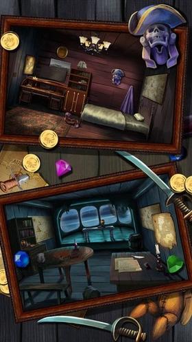 密室逃脱逃出海盗船app软件开发工具