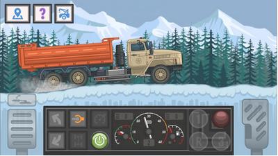 超级卡车模拟驾驶游戏