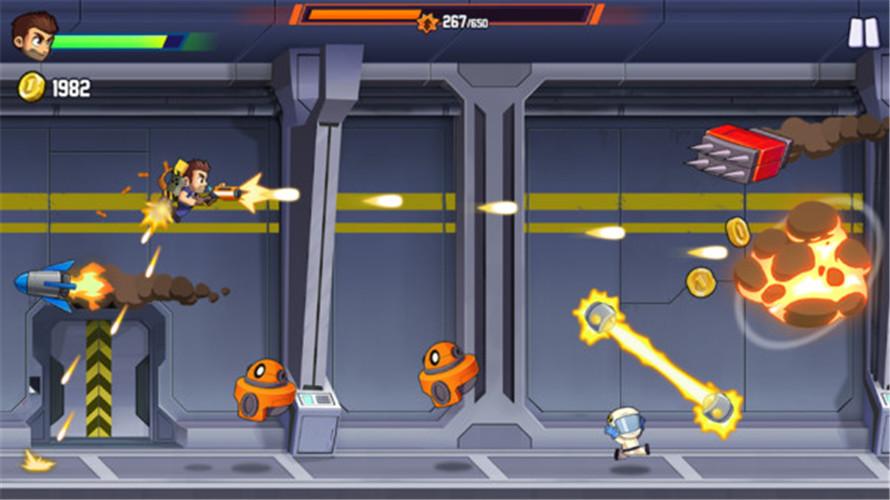 疯狂喷气机2子弹冲锋app开发论坛
