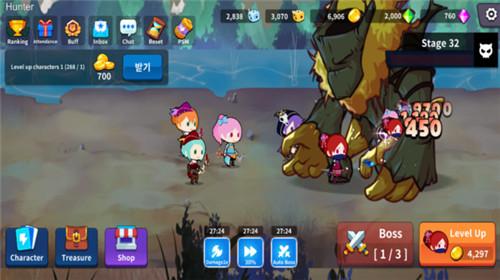 宝藏猎人传奇冒险游戏