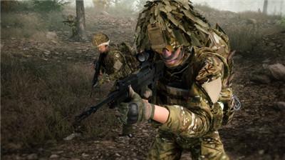 战术小队模拟器