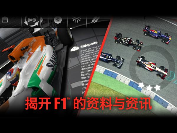 F1挑战赛如何开发app软件
