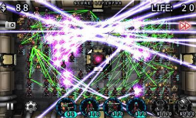 星际防御战汉化版