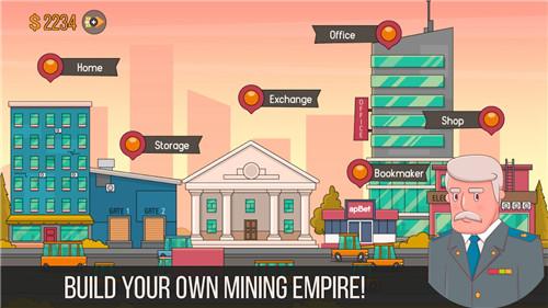 闲置矿工模拟器中文版哪里的app开发公司好