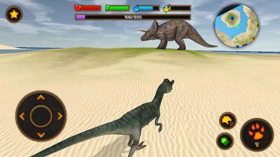 荒野恐龙生存手机app开发公司