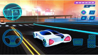 概念车驾驶模拟器电商app开发公司