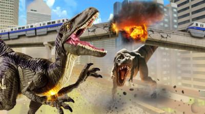 恐龙毁灭城市