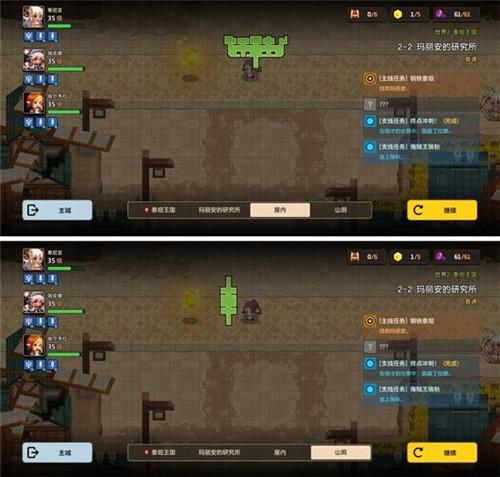 坎公骑冠剑2-2全收集图文攻略分享