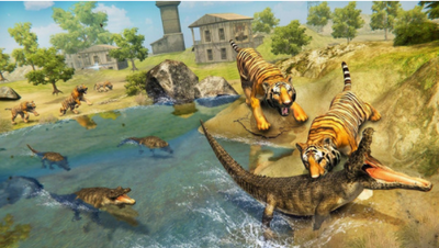 老虎家庭模拟器