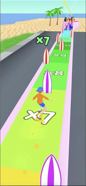 滑板秀大师3D