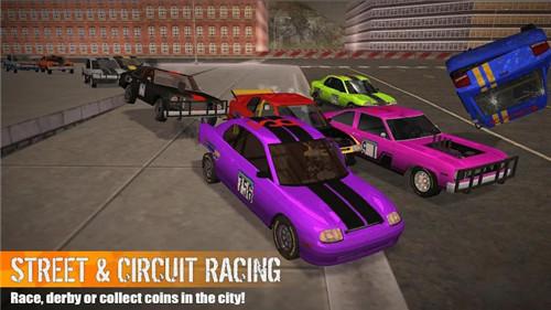 冲撞赛车3汉化版