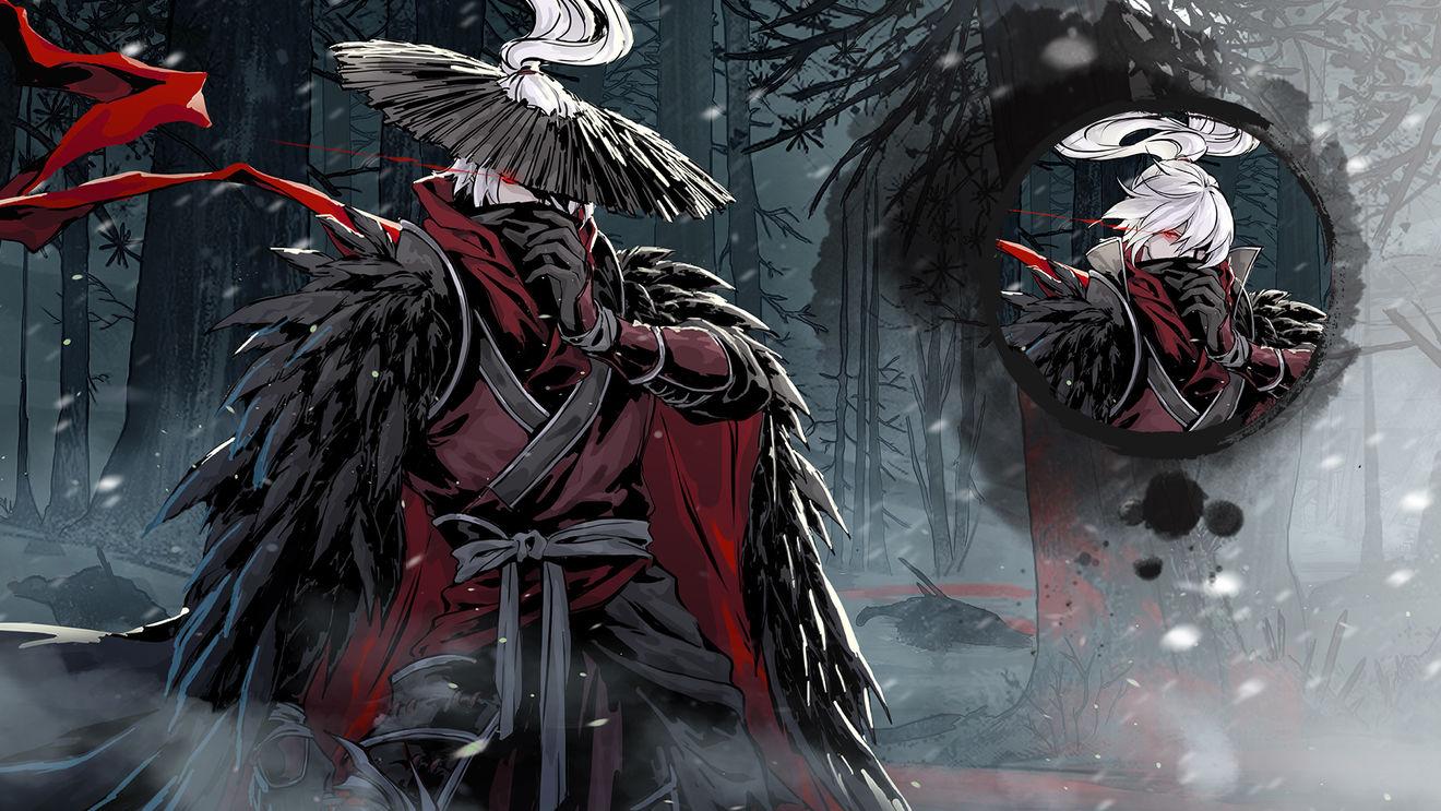 影之刃3赤黑华服全职业外观效果一览