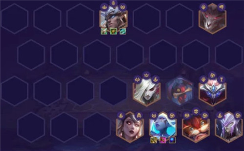 云顶之弈11.10最强阵容魔女索拉卡玩法介绍