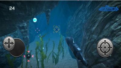 深海潜艇模拟器手机app开发制作公司