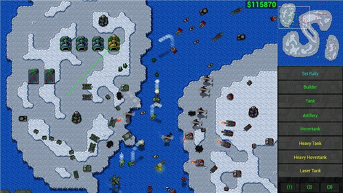 铁锈战争赛博轴心3
